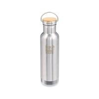 Klean Kanteen Reflect Brushed Stainless Vacuum Insulated Water Bottle - 592ml