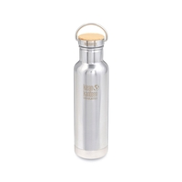Klean Kanteen Reflect Mirrored Stainless Vacuum Insulated Water Bottle - 592ml