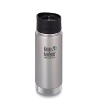 Klean Kanteen WIDE Vacuum Insulated Stainless Steel Water Bottle - 476ml