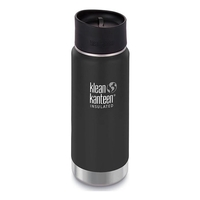 Klean Kanteen WIDE Vacuum Insulated - 473ml (16oz) Cafe Cap 2.0