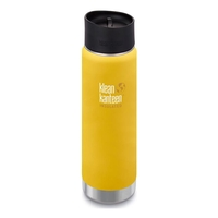 Klean Kanteen WIDE Vacuum Insulated - 592ml (20oz) Cafe Cap 2.0