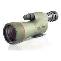 Kowa TSN-554 Compact Straight Spotting Scope includes 15-45x Eyepeice