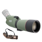 Kowa TSN-663 66mm Prominar Angled Spotting Scope with 20-60x Eyepiece and Stay On Case