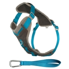 Image of Kurgo Journey Adventure Harness - Blue / Charcoal