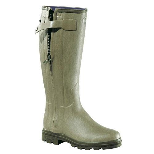 0bcd74b8888 Le Chameau Chasseurnord Wellington Boots (Men's) - Vert Vierzon