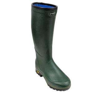 Image of Le Chameau Country Vibram Neo Wellingtons (Unisex) - Green