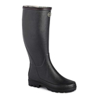 Image of Le Chameau Giverny Wellington Boots (Women's) - Noir