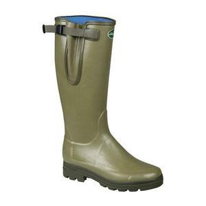 Image of Le Chameau Vierzonord Wellington Boots (Men's) - Green (Vert Vierzon)