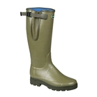 Image of Le Chameau Vierzonord Wellington Boots (Men's) - Green (Vert Vierzon)