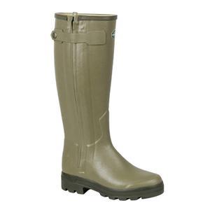 Image of Le Chameau Chasseur Wellington Boots (Women's) - Vert Vierzon