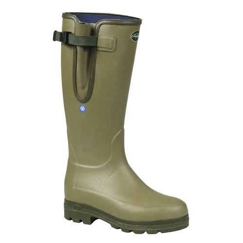 a5e873e256a Le Chameau Vierzonord Extreme Wellington Boots (Men's) - Vert Vierzon