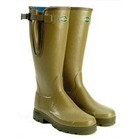 Le Chameau Vierzonord XL (Progressive Calf) Wellington Boots (Men's)