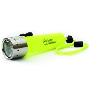 Image of LED Lenser D14 Frogman Divers Torch - Neon