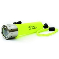 LED Lenser D14 Frogman Divers Torch