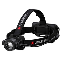 LED Lenser H15R Core Rechargeable LED Headlamp