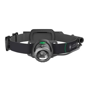 Image of LED Lenser MH10 Rechargeable Headlamp - Black