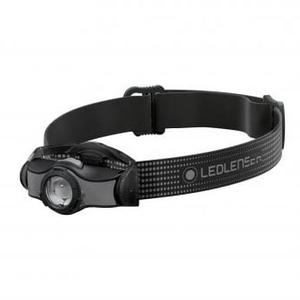 Image of LED Lenser MH3 LED Headlamp - Black