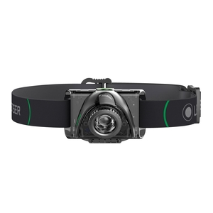 Image of LED Lenser MH6 Rechargeable Headlamp - Black