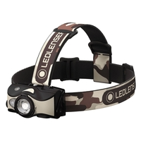 LED Lenser MH8 Rechargeable Headlamp