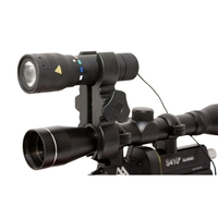 LED Lenser P7QC Quattro Colour Torch Gun Set