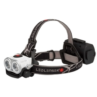 LED Lenser XEO19R Rechargeable Headlamp (inc. Soft Case)