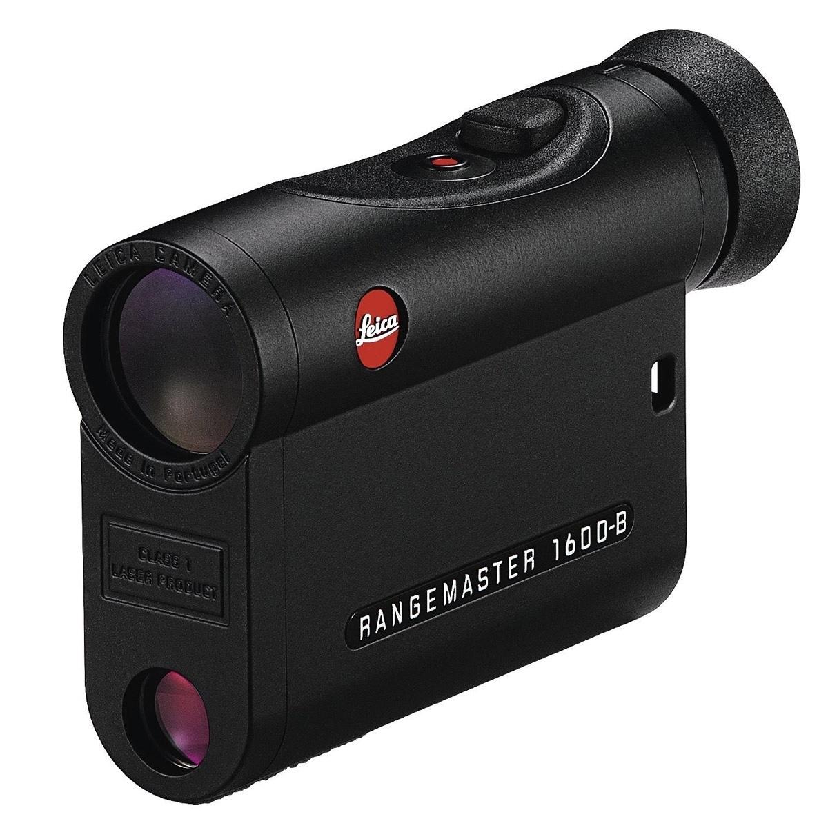 Image of Leica Rangemaster CRF 1600-B Rangefinder