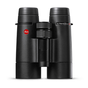 Image of Leica Ultravid 10x42 HD-Plus Binoculars - Black