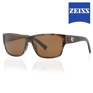 Image of Lenz Dee Acetate Sunglasses - Havanna Brown / Brown