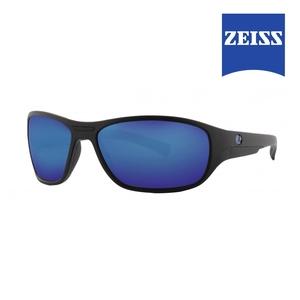 Image of Lenz Discover Rogue Sunglasses - Matte Black / Gun Blue Mirror