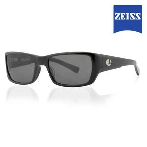 Image of Lenz Kaitum Acetate Sunglasses - Black / Grey