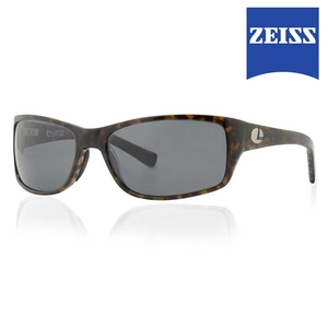 Image of Lenz Laxa Acetate Sunglasses - Green Coffee / Grey