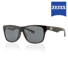 Image of Lenz Tay Acetate Sunglasses - Green Coffee / Grey