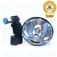 Lightforce 240 Blitz HID 35W Hand Held Lamp