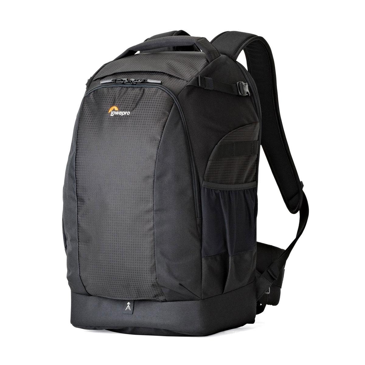 Lowepro Flipside 500 Aw Ii Backpack Black Toploader Zoom 55 Image Of