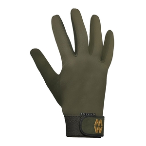 Image of MacWet Long Cuffed Climatec Backed Glove - Green