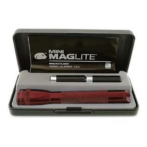 Image of Maglite Mini Maglite (AA) Torch - Red
