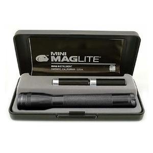 Image of Maglite Mini Maglite (AA) Torch - Black