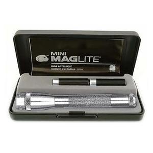 Image of Maglite Mini Maglite (AA) Torch - Silver