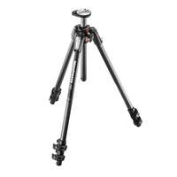 Manfrotto MT190CXPRO3 Carbon Fibre Tripod - 3 Leg Sections