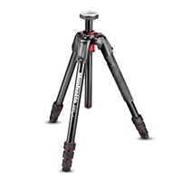 Manfrotto MT190GOA4 190 Go! MS Aluminium 4 Section Tripod With Twist Locks