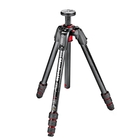 Manfrotto MT190GOC4 190 Go! MS Carbon Fibre 4 Section Tripod With Twist Locks