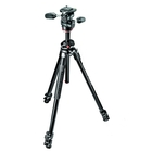 Manfrotto MK290DUA3-3W 290 Dual Tripod c/w 804 MKII 3 Way Head