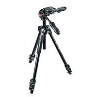 Manfrotto MK290LTA3-3W 290 Light 3 Way Kit