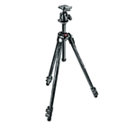 Manfrotto MK290XTC3-BH 290 XTRA Carbon Fibre 3 Section Tripod Kit With Ball Head