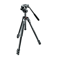 Manfrotto Manfrotto 290 Xtra Tripod  c/w 128RC 2 Way Fluid Video Head