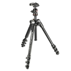 Manfrotto MKBFRA4-BH Befree Aluminum Black Tripod with Ball Head