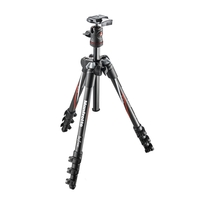 Manfrotto MKBFRC4-BH Befree Carbon Fibre Tripod with Ball Head