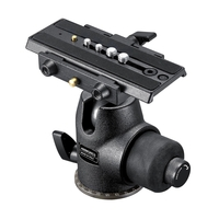 Manfrotto 468MGRC3 Hydrostatic Ball Head With RC3 Rapid Connect System