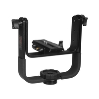 Manfrotto 393 Long Lens Monopod Bracket