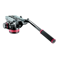 Manfrotto MVH502AH Flat Base Pro Fluid Video Head
